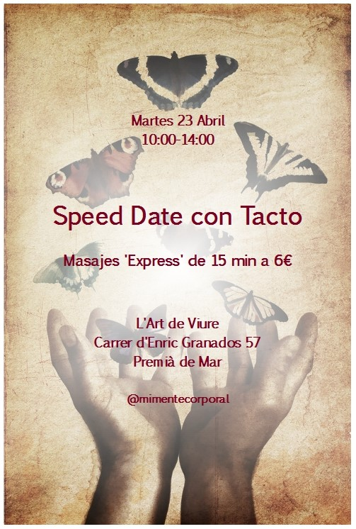 Speeddate_promo_poster